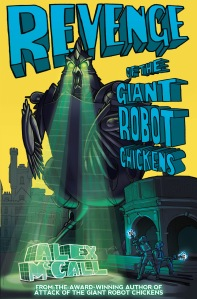 Revenge of the Giant Robot Chickens cover
